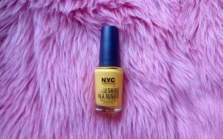 """Smalto NYC Shine in a minute """"NY Taxi"""" – review"""